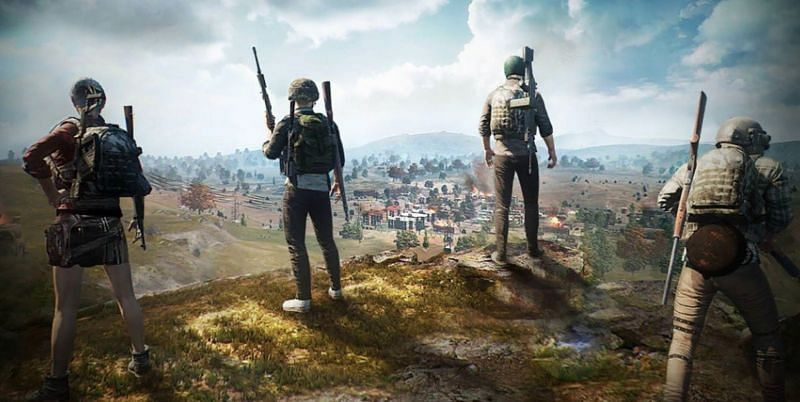 PUBG Mobile: Best assault rifles in July 2020 (Picture Courtesy: wallpapercave.com)