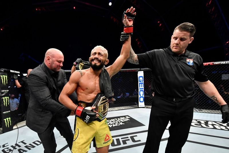 Who could new UFC Flyweight champ Deiveson Figueiredo defend against next?