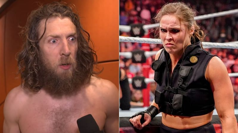 Daniel Bryan and Ronda Rousey both requested different WWE opponents
