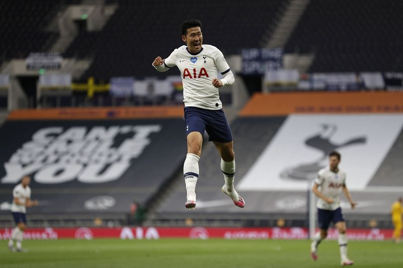Son Heung-min is probably the best Asian football player in Europe at the moment.