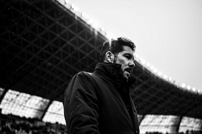 Diego Simeone has been at the Atletico Madrid hot seat for more than a decade now.