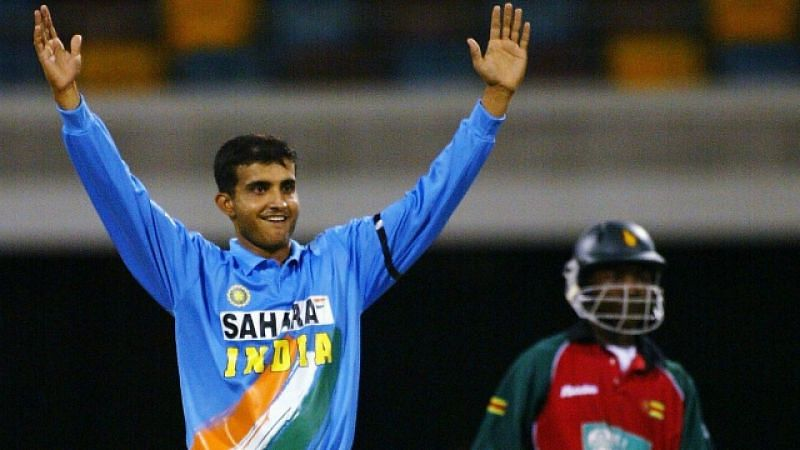 Sourav Ganguly has been a leader on and off the field