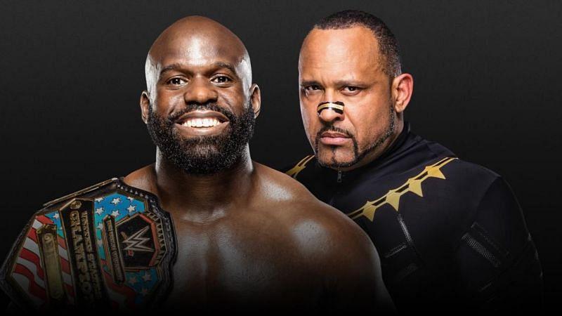 WWE यूएस चैंपियनशिप मैच