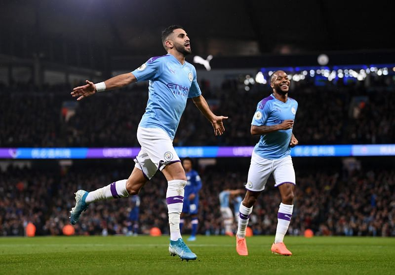 The mercurial Algerian has been a massive hit at City