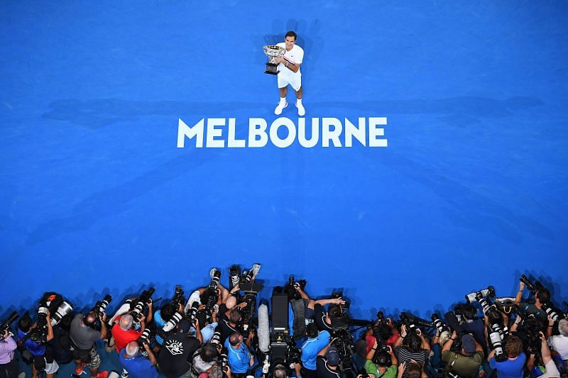 Roger Federer would be looking to win the Australian Open once again in 2021