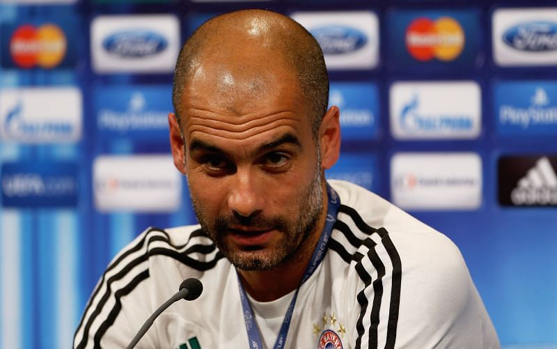 Guardiola wanted to sign several superstars during his time at Bayern Munich