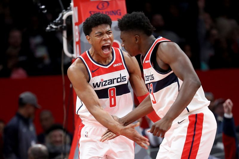 Washington Wizards will look to Rui Hachimura to lead them into the playoffs