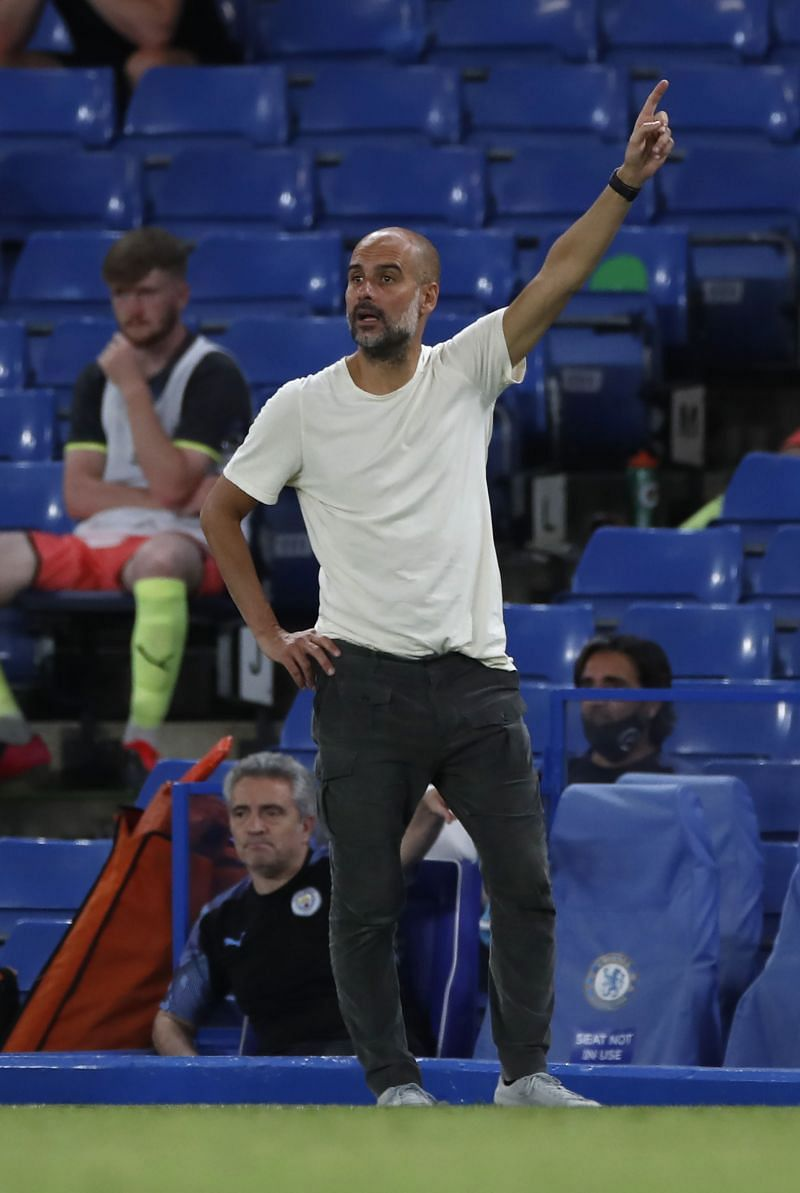 Pep Guardiola is one of the greatest managers in world football.