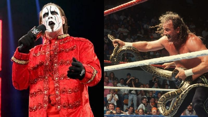 These WWE legends couldn