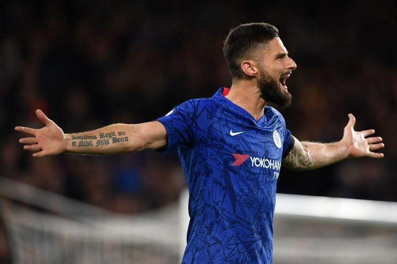 Olivier Giroud should start for Chelsea ahead of Tammy Abraham