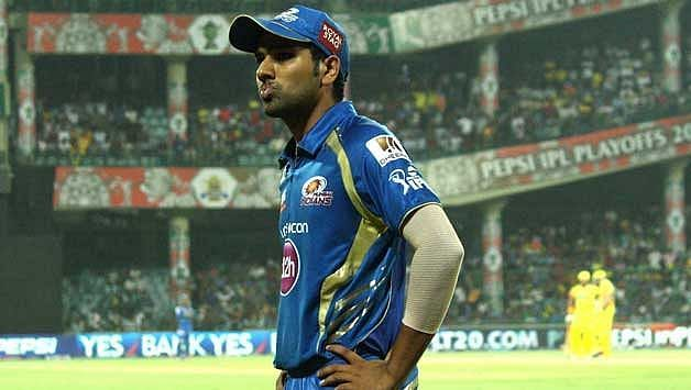 Rohit Sharma has led Mumbai Indians to all it