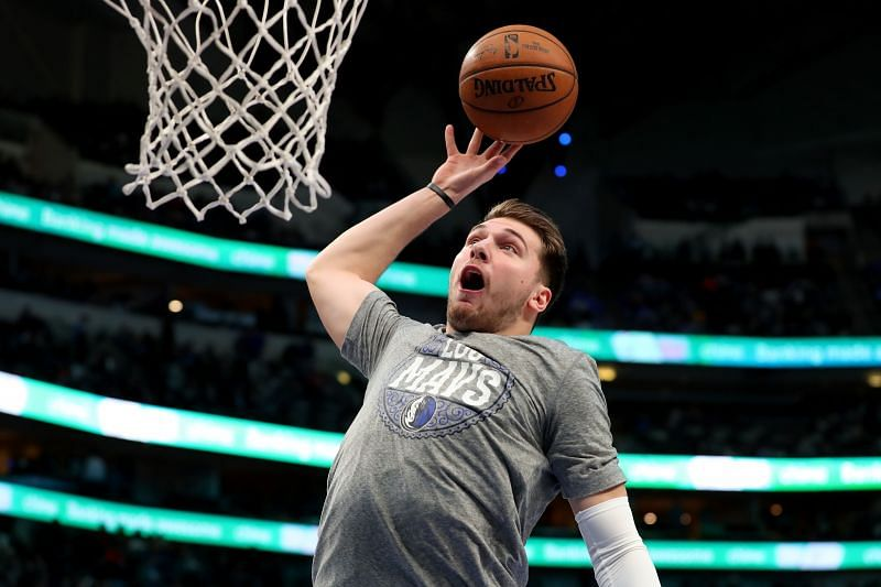 Luka Doncic still has a few tricks up his sleeve