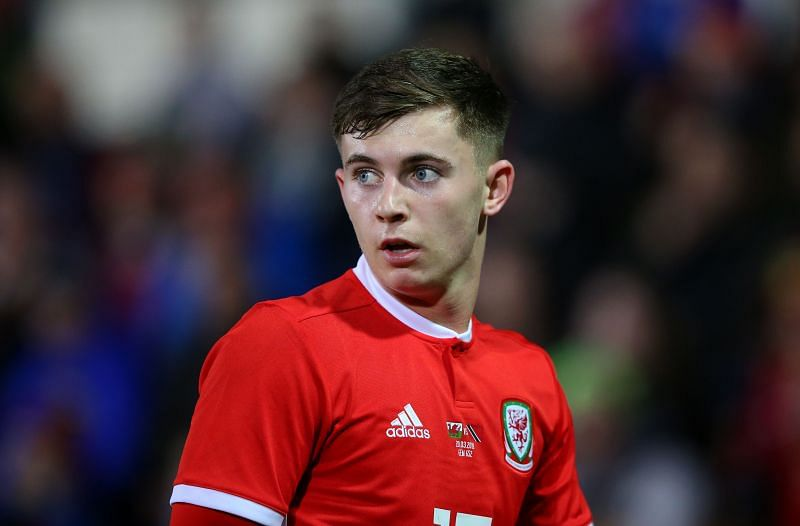 Ben Woodburn is a full Welsh international, having made ten appearances and scoring twice for his country.