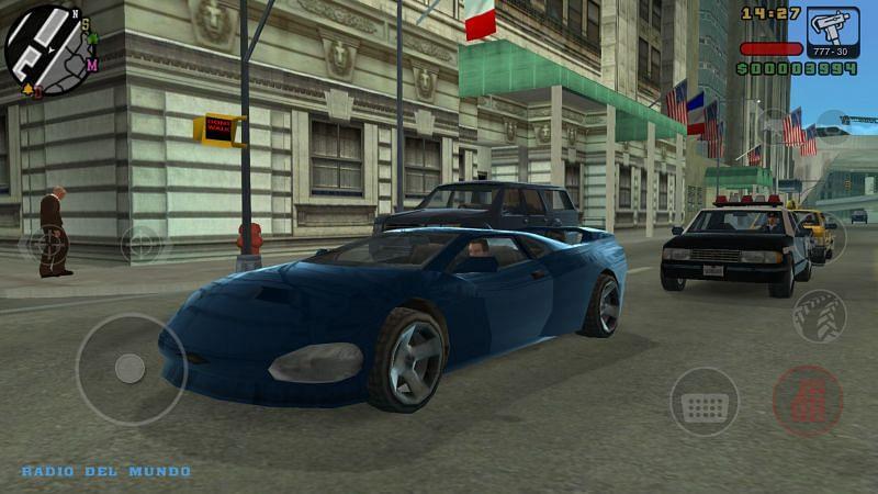 GTA: Liberty City Stories. Image: Wallpaper Vista.