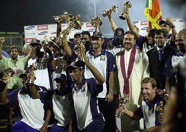 श्रीलंका की टीम ने 5 बार एशिया कप का खिताब जीता है