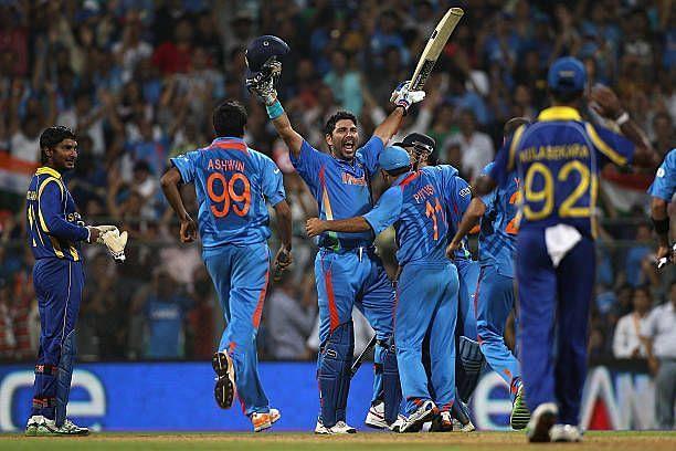 युवराज सिंह ने अपने करियर में आईसीसी की तीनों ट्रॉफी जीती हैं
