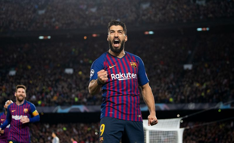 Suarez has had an immensely successful time at Barcelona