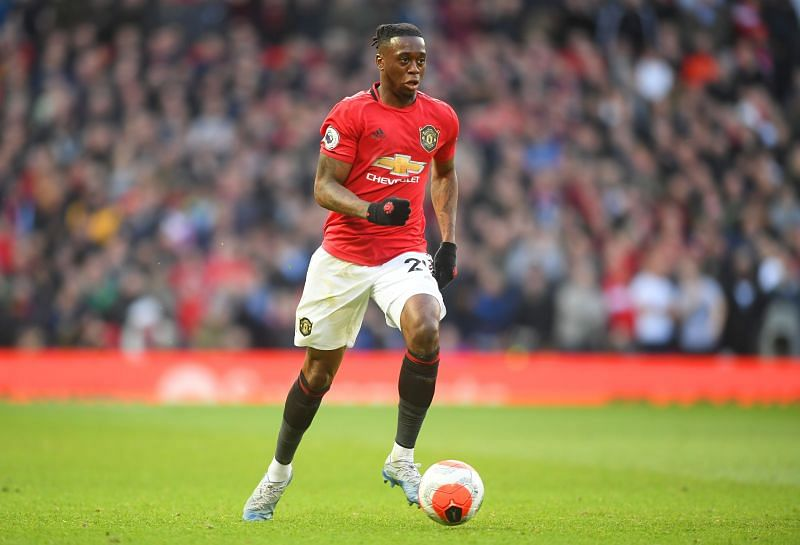 Aaron Wan-Bissaka has enjoyed a superb debut campaign with Manchester United