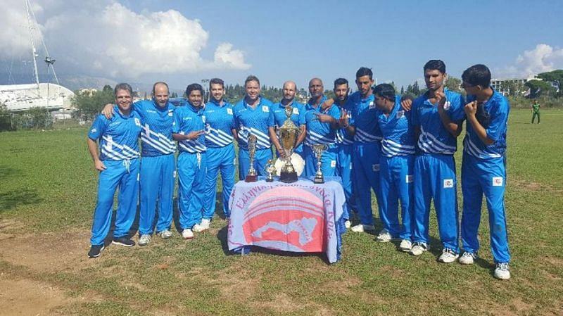Photo - Hellenic Cricket Federation