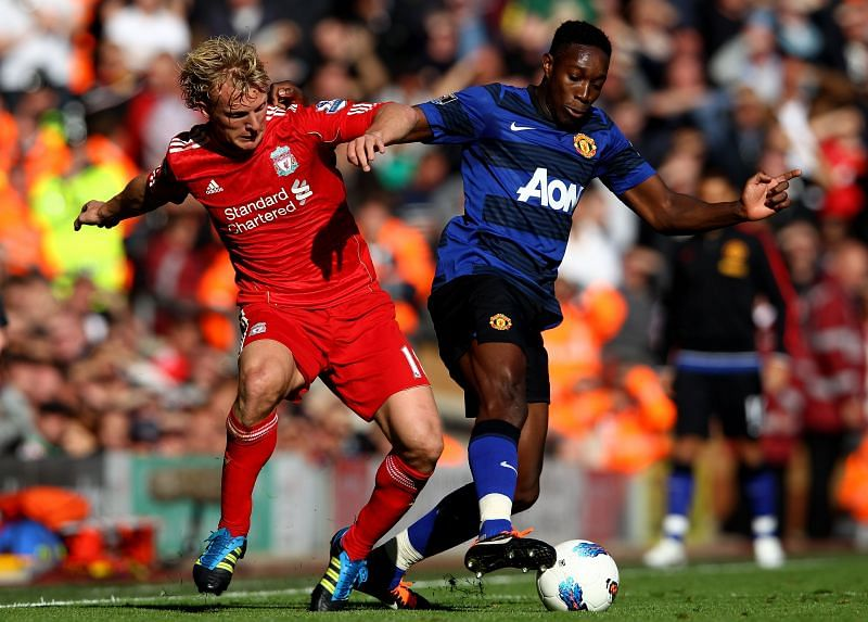 Liverpool and Manchester United are the most equal rivals in English club football.