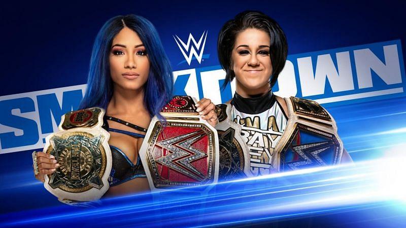 WWE के SmackDown ब्रांड का अगला एपिसोड जरूर रोचक रहने वाला है