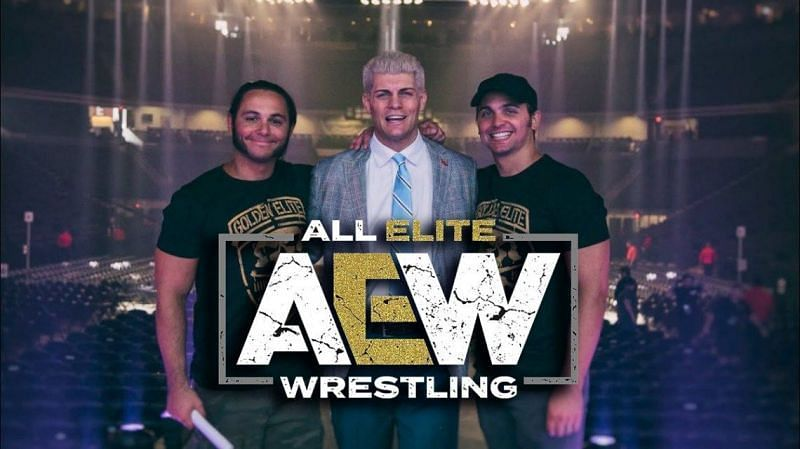 AEW Wrestling Corporate Staff