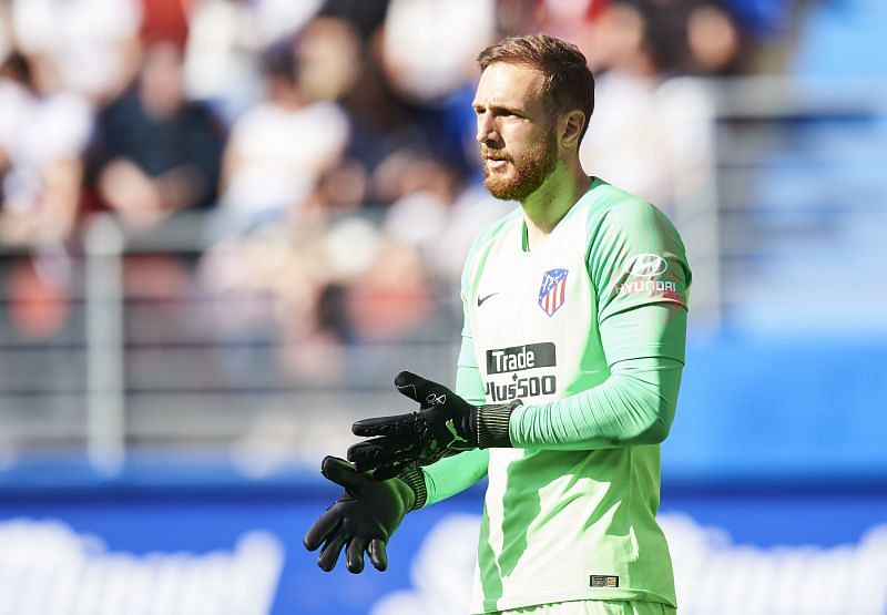 Jan Oblak has been super consistent in his performances for Atletico Madrid.