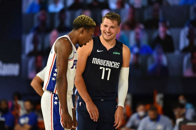 Luka Doncic ran the show as usual for Dallas