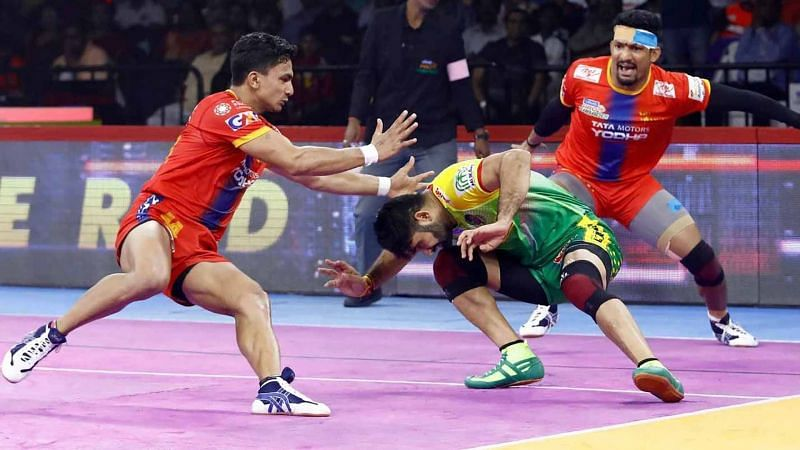 "Pardeep Narwal has earned the moniker of ""Dubki King"" after his success with the move in the PKL"