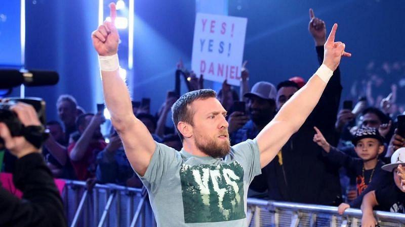 Daniel Bryan is a 5-time former WWE World Champion
