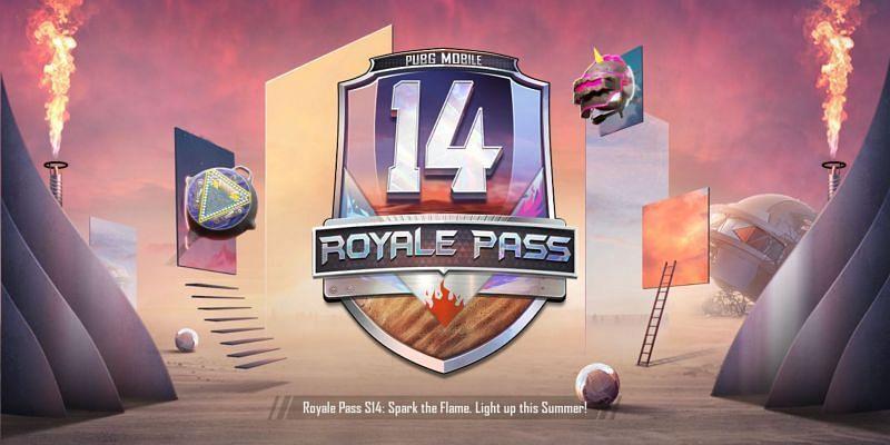 When will PUBG Mobile Season 14 Royale Pass End?