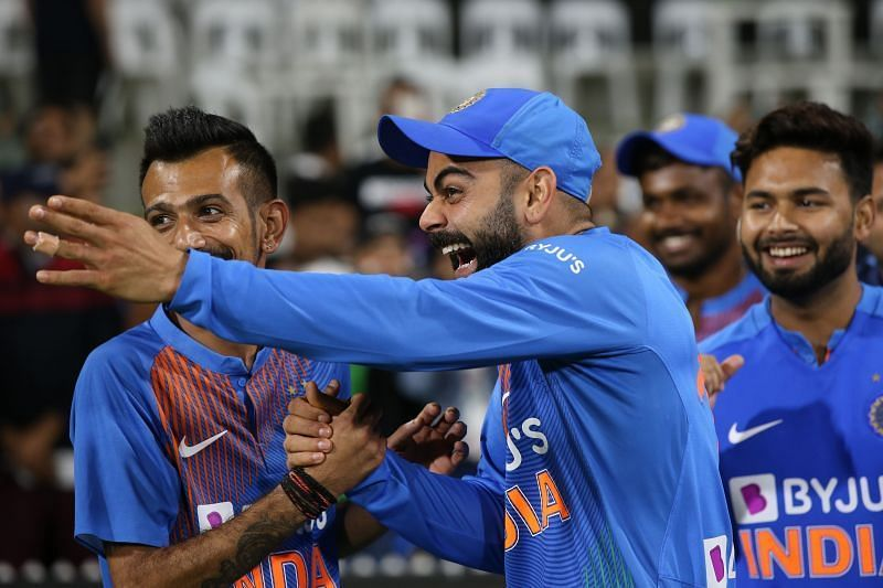 Irfan Pathan believes that Virat Kohli backs the youngsters in the team to the hilt