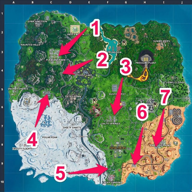 Fortnite Everything We Know About Cars And New Racing Ltm In Season 3
