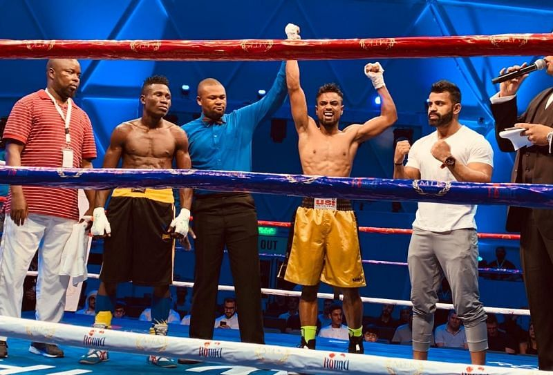 Mujtaba Kamal wants to bring professional boxing to the Indian mainstream audience