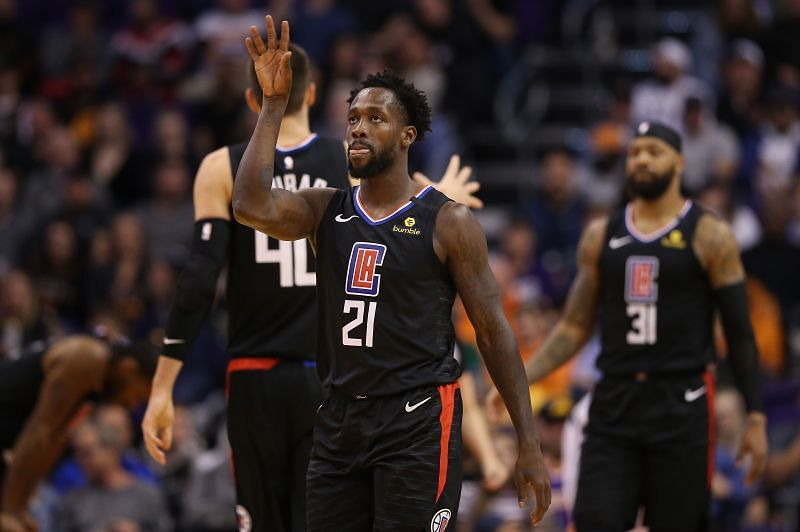 Patrick Beverley is one of the team leaders for the LA Clippers