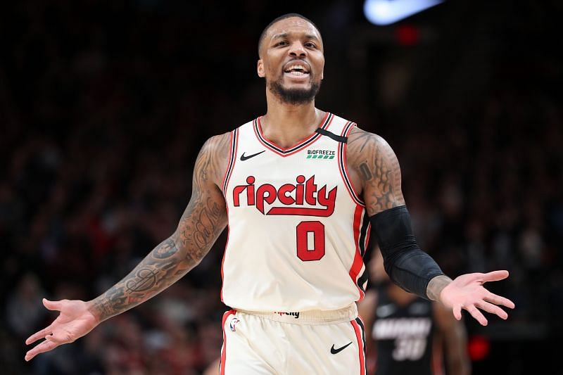 Damian Lillard will have more help this time around