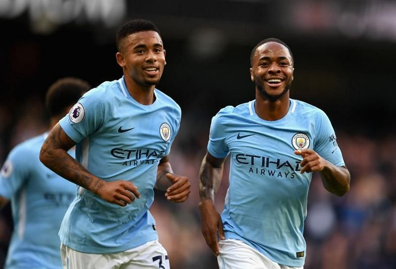 Having both Sterling and Jesus provides decent FPL cover for Manchester City.