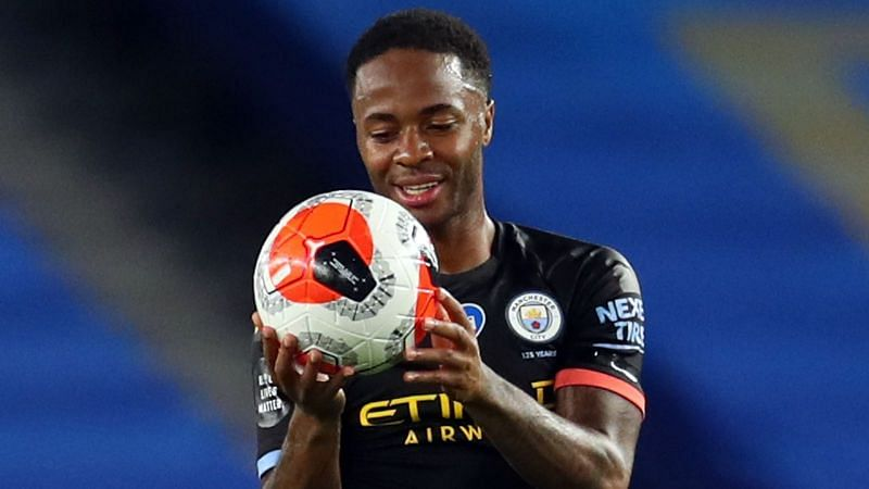 Sterling scored a hat-trick against Brighton, rewarding the 16% of FPL managers who had him in their teams.