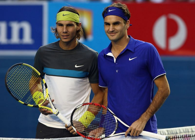 Rafael Nadal and Roger Federer produced a phenomenal match at the 2009 AO