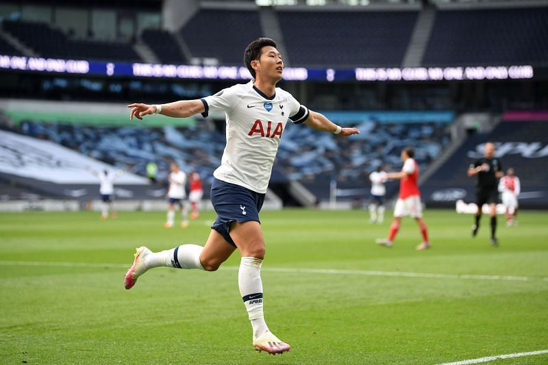 Son was electric in Spurs