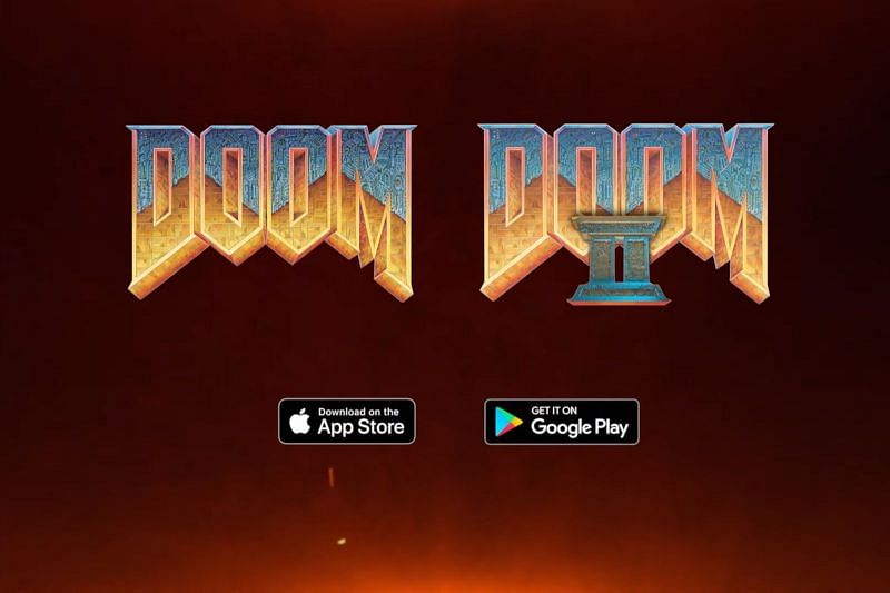 Doom and Doom II are both available on Android devices