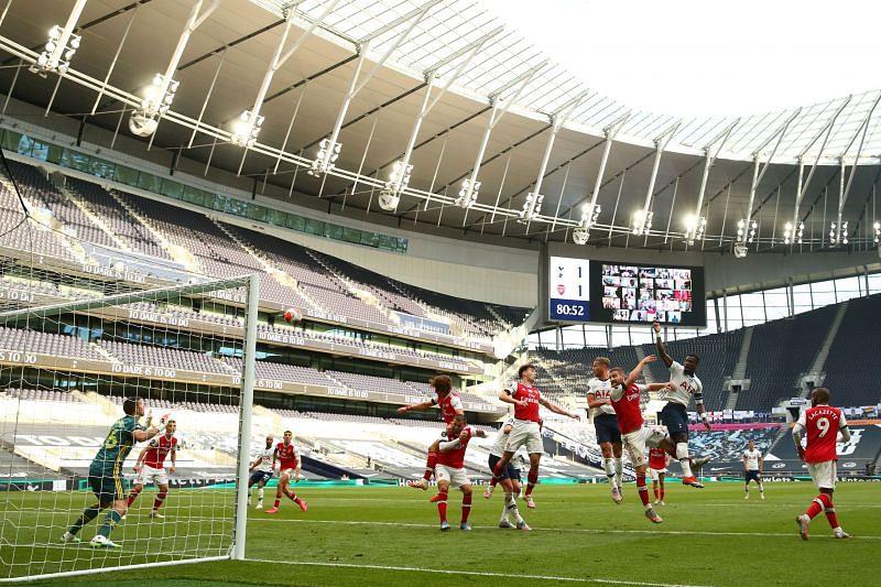 Tottenham 2 1 Arsenal Player Ratings Epl 2019 20