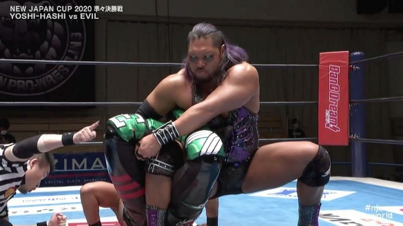 NJPW New Japan Cup 2020, Day 7
