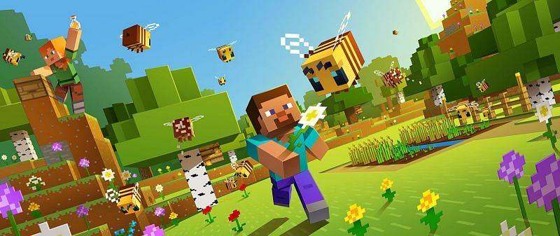 Minecraft (picture credits: Xbox)