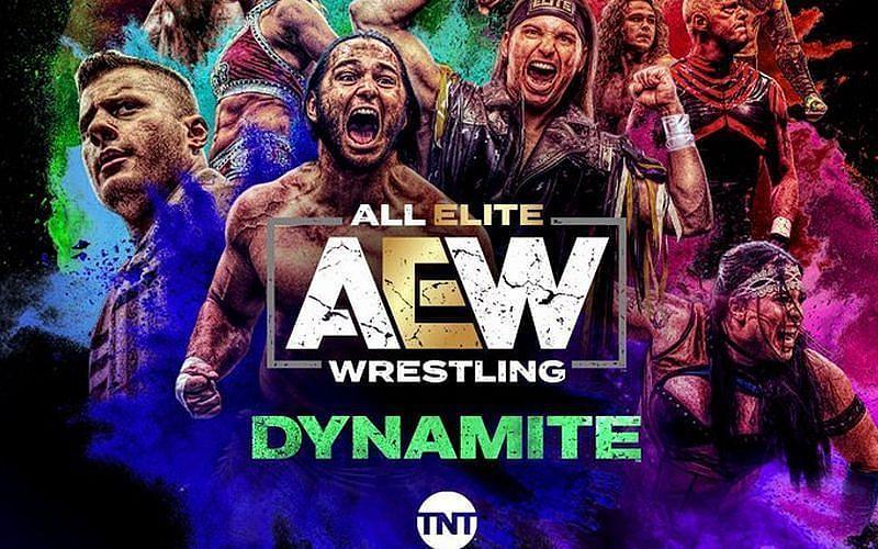 AEW Dynamite roster