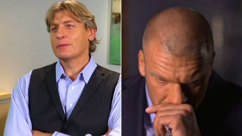 Regal and Triple H