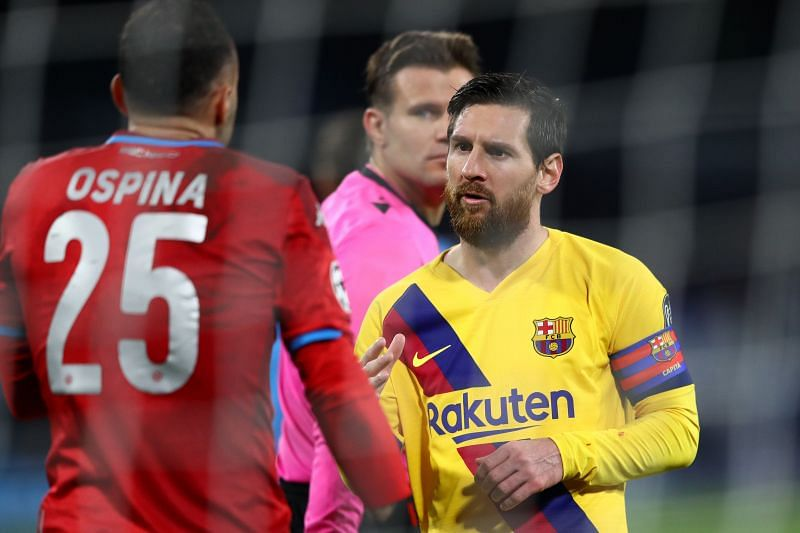 Barcelona have to beat Napoli first before they start thinking about Bayern Munich or Chelsea.