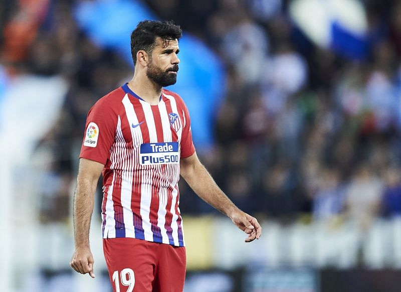 Diego Costa has had three different spells at Atletico Madrid during his career.