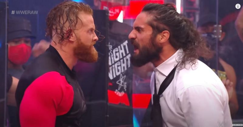 Murphy and Seth Rollins.