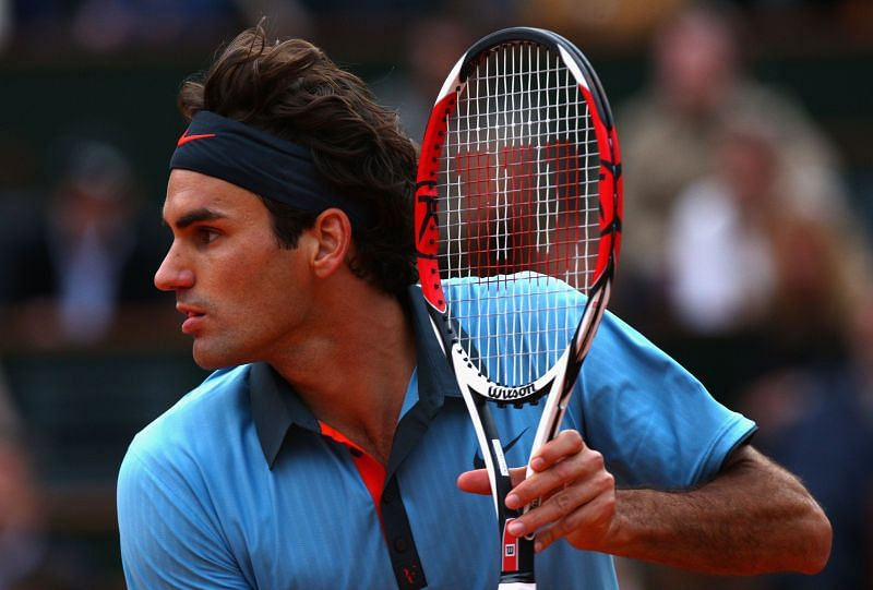 Roger Federer treated the crowd with a clay-court masterclass at 2009 French Open